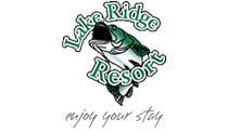 Lake Ridge Resort – Crosslake, MN Logo
